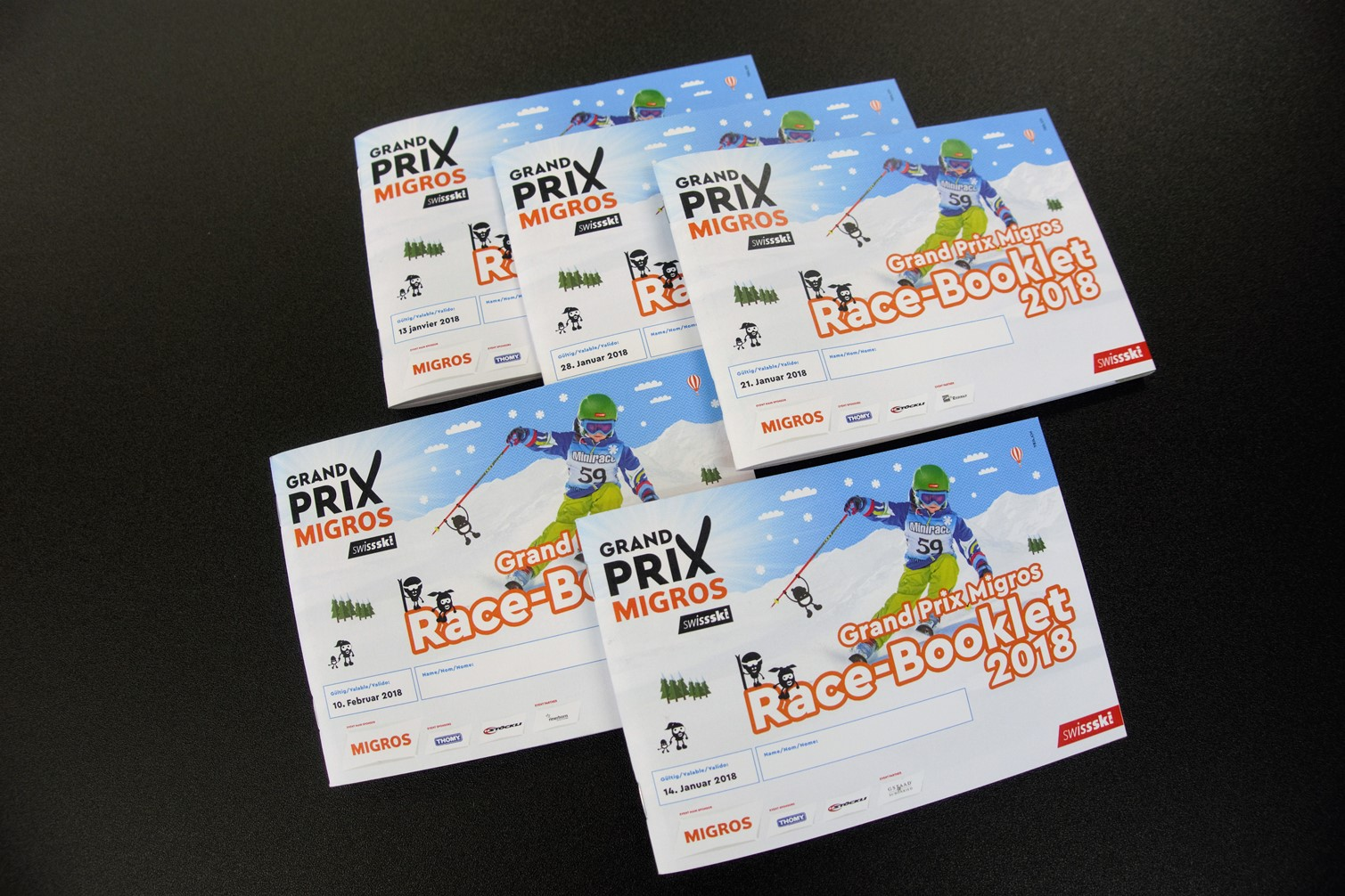 Race Booklet